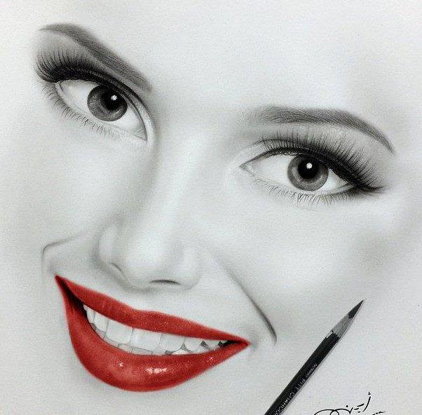 beautiful-girl-pencil-drawing-ayman