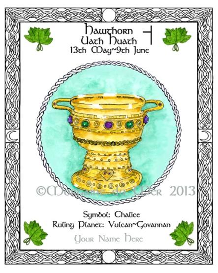 Hawthorn_Chalice_Celtic_Zodiac_Print