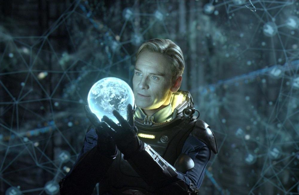 Prometheus: the Alchemy of Space Aliens – Part1