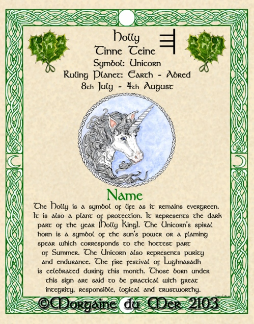 8-Holy-Unicorn-Druid-Tree-Celtic-Zodiac-Print